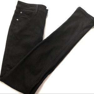 JOE'S JEANS Skinny Fit Visionaire Becca Black